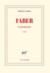"""Couverture du livre : """"Faber"""""""