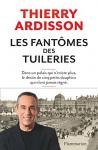 """Couverture du livre : """"Les fantômes des Tuileries"""""""