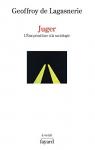 """Couverture du livre : """"Juger"""""""