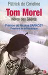 "Couverture du livre : ""Tom Morel, héros des Glières"""