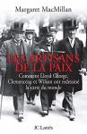 """Couverture du livre : """"Les artisans de la paix"""""""
