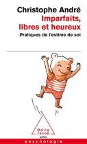 """Couverture du livre : """"Imparfaits, libres et heureux"""""""