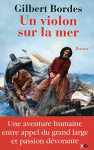 """Couverture du livre : """"Un violon sur la mer"""""""