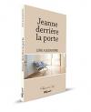 """Couverture du livre : """"Jeanne derrière la porte"""""""