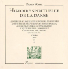 """Couverture du livre : """"Histoire spirituelle de la danse"""""""