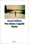 """Couverture du livre : """"Mon démon s'appelle Martin"""""""