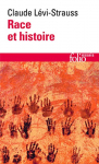 """Couverture du livre : """"Race et histoire"""""""