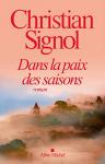 """Couverture du livre : """"Dans la paix des saisons"""""""