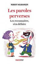"""Couverture du livre : """"Les paroles perverses"""""""
