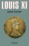 """Couverture du livre : """"Louis XI"""""""