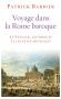 """Couverture du livre : """"Voyage dans la Rome baroque"""""""