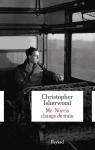 """Couverture du livre : """"Mr Norris change de train"""""""