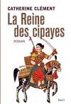 """Couverture du livre : """"La reine des cipayes"""""""