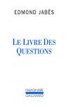 """Couverture du livre : """"Le livre des questions"""""""