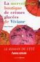 """Couverture du livre : """"La merveilleuse boutique de crèmes glacées de Viviane"""""""