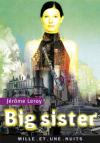 """Couverture du livre : """"Big sister"""""""