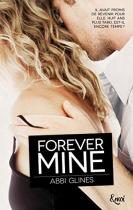 "Couverture du livre : ""Forever mine"""
