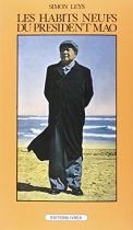 """Couverture du livre : """"Les habits neufs du président Mao"""""""