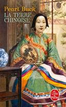 """Couverture du livre : """"La terre chinoise"""""""