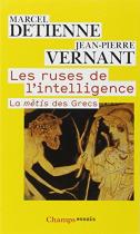 """Couverture du livre : """"Les ruses de l'intelligence"""""""