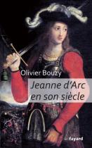 """Couverture du livre : """"Jeanne d'Arc en son siècle"""""""