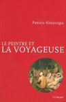 """Couverture du livre : """"Le peintre et la voyageuse"""""""