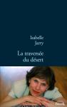 """Couverture du livre : """"La traversée du désert"""""""