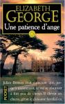 """Couverture du livre : """"Une patience d'ange"""""""