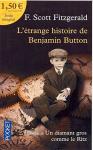 """Couverture du livre : """"L'étrange histoire de Benjamin Button ; suivi de Un diamant gros comme le Ritz"""""""