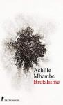 """Couverture du livre : """"Brutalisme"""""""