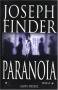 """Couverture du livre : """"Paranoïa"""""""