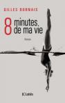 """Couverture du livre : """"8 minutes de ma vie"""""""