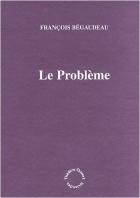 """Couverture du livre : """"Le problème"""""""