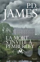"""Couverture du livre : """"La mort s'invite à Pemberley"""""""