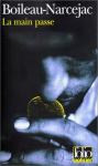 """Couverture du livre : """"La main passe"""""""