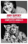 """Couverture du livre : """"Complicités animales"""""""