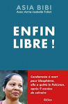 """Couverture du livre : """"Enfin libre !"""""""