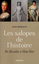 """Couverture du livre : """"Les salopes de l'histoire"""""""