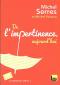 """Couverture du livre : """"De l'impertinence, aujourd'hui"""""""