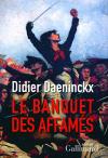 """Couverture du livre : """"Le banquet des affamés"""""""