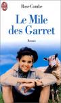 """Couverture du livre : """"Le mile des Garret 2"""""""