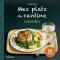 """Couverture du livre : """"Mes plats de cantine revisités"""""""