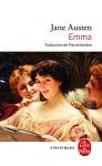 """Couverture du livre : """"Emma"""""""