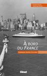 """Couverture du livre : """"À bord du France"""""""