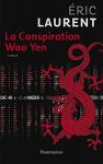 """Couverture du livre : """"La conspiration de Wao Yen"""""""