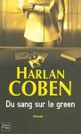"""Couverture du livre : """"Du sang sur le green"""""""