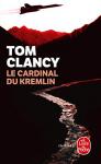 """Couverture du livre : """"Le cardinal du Kremlin"""""""