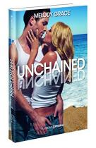 """Couverture du livre : """"Unchained"""""""