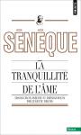 """Couverture du livre : """"De la tranquillité de l'âme"""""""