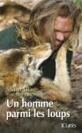 """Couverture du livre : """"Un homme parmi les loups"""""""